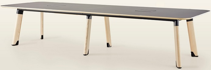 Diva Table With Legs Meeting Tables Tables Office Furniture - Standing height meeting table
