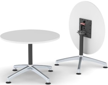I AM Large Round Folding Round Tables Tables Office Furniture - Large round office table